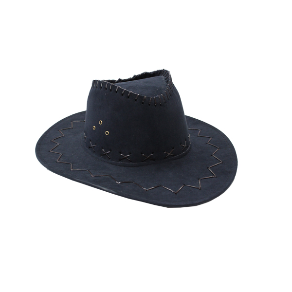 Cappello cow boy nero